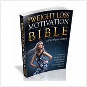 Weight loss motivation bible